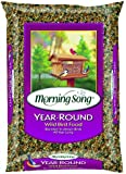 Morning Song Year-Round Wild Bird Food, 50-Pound