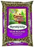 Morning Song 1022526 Year-Round Wild Bird Food, 40-Pound