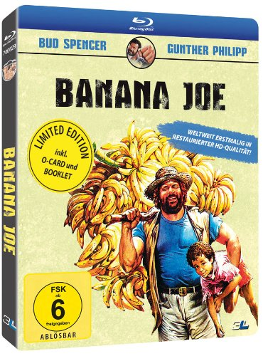 Banana Joe - Limited Edition (Blu-ray)