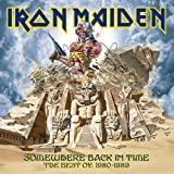 Somewhere Back In Time: The Best Of: 1980-1989by Iron Maiden