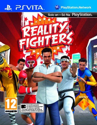 Sony  Reality Fighters, PS Vita