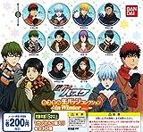 黒子のバスケ カプセル缶バッジコレクション in Winter 2015 全10種セット