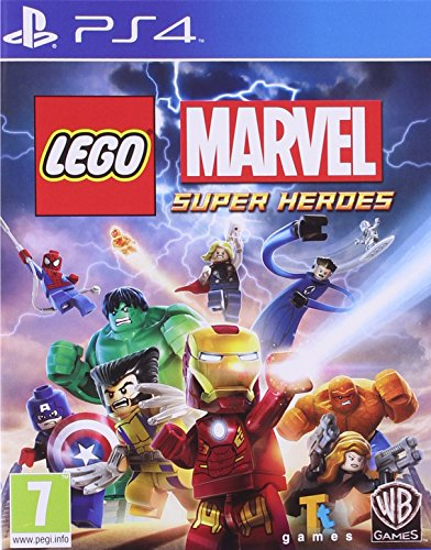 Lego Marvel Super Heroes (PS4)  available at amazon for Rs.1479