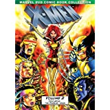 X-Men: Volume Two (Marvel DVD Comic Book Collection) ~ Iona Morris