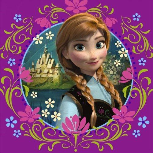 Disney Frozen - Lunch Napkins (16) - 1