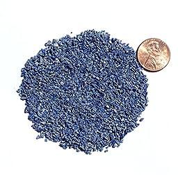 Natural Crushed Lapis Lazuli Stone Inlay, Medium, 1/2 ounce