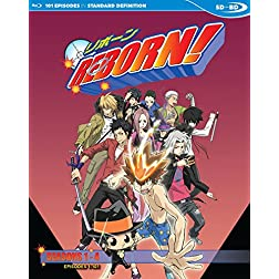 Reborn! TV Series Volume 1 SDBD [Blu-ray]