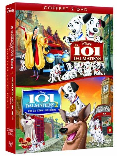Les 101 Dalmatiens + 101 Dalmatiens 2 : Sur La Trace Des Héros