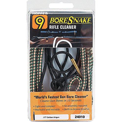 Hoppe's 24010 BoreSnake Rifle Bore Cleaner, .17 cal. Centerfire and .17HMR