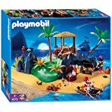 PLAYMOBIL® 4073 - Pirateninsel