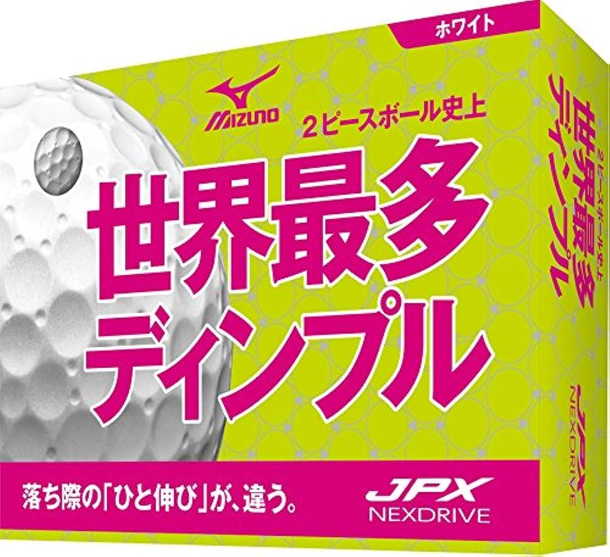 [해외] MIZUNO(미즈노) 골프 볼 JPX 네구스도라이부 1다스 12개 들이