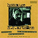 Hommage an H. C. Artmann Hörbuch von H.C. Artmann Gesprochen von: Heinz Holecek, Jutta Schwarz