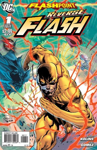 Flashpoint Reverse Flash #1 (of 3) PDF