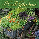Herb-Gardens-Recipes-and-Herbal-Folklore-2011-Wall-Calendar