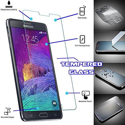 alto-valor-samsung-nota-4-anti-explosion-templado-cristal-crystal-clear-protector-de-pantalla-para-s