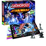 Winning Moves - 0907 - Jeu de plateau - Monopoly Star Wars