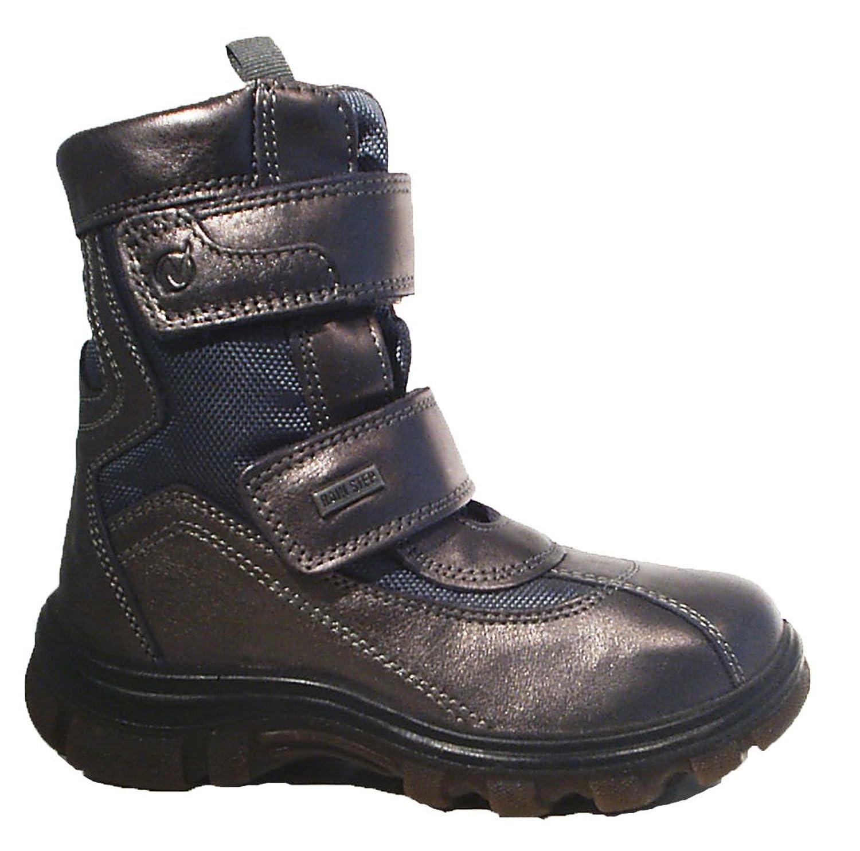 Naturino Rain Step Stiefel warm wasserdicht Leder Platin grau jetzt bestellen