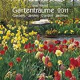 "Gartentr�ume 2011. Brosch�renkalendervon ""Ursel Borstell"""