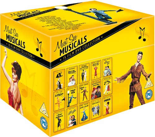 Must-See Musicals Collection [DVD] [2012]