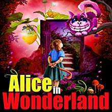 Alice in Wonderland Audiobook by Roger William Wade, Lewis Carroll Narrated by Brenda Markwell