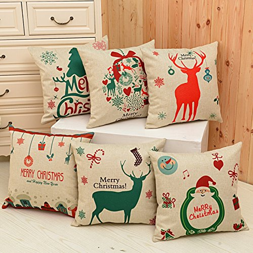 Decorative Throw Pillow Cover Cushion Case Pillow Case