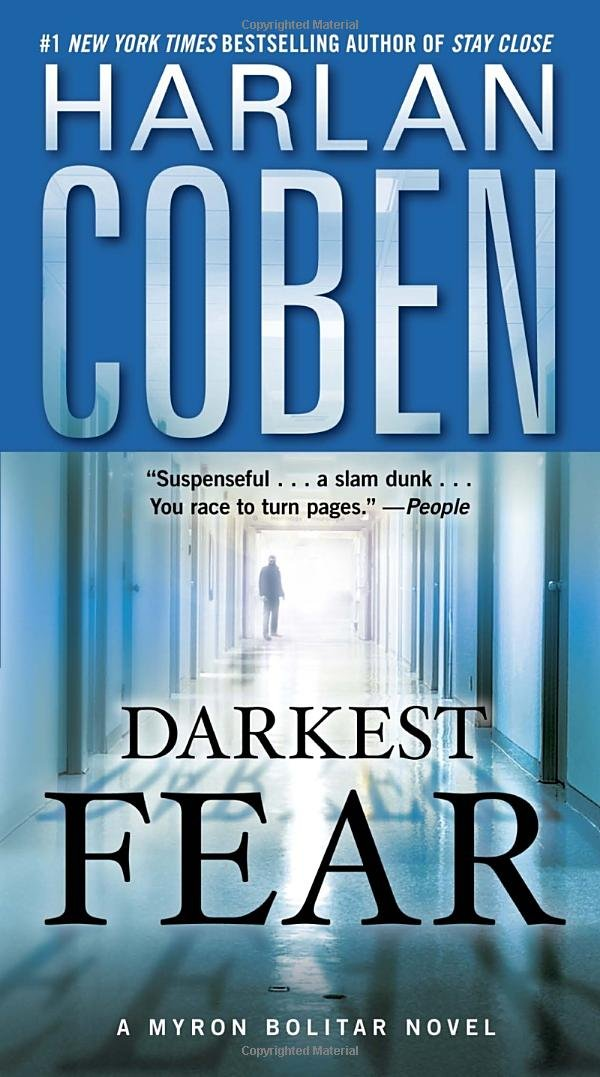 Darkest Fear (Myron Bolitar)  - Harlan Coben