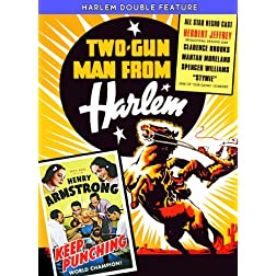 Harlem Double Feature: Two-Gun Man from Harlem (1938) / Keep Punching (1939)