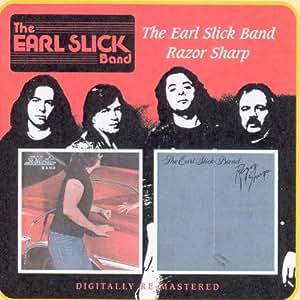 Earl Slick Band - Razor Sharp