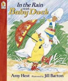 In the Rain with Baby Duck (0763606979) by Hest, Amy
