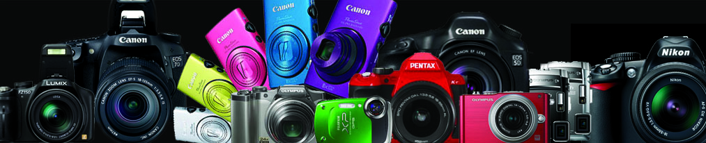 Shop Digital cameras at h and b digital