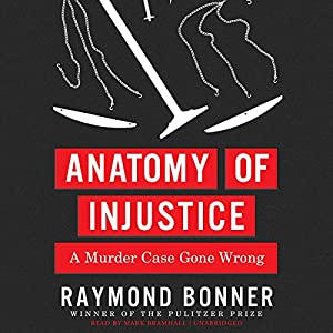 Anatomy of Injustice Audiobook