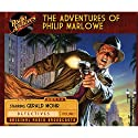 The Adventures of Philip Marlowe, Volume 1 Radio/TV Program by Raymond Chandler Narrated by  full cast