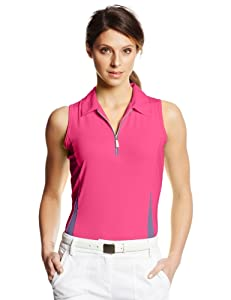 Bette & Court Ladies CB Sleeveless Golf Shirt by Bette & Court