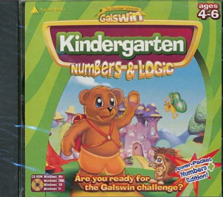 GALSWIN KINDERGARTEN NUMBERS AND LOGIC