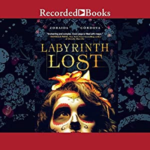Labyrinth Lost Audiobook