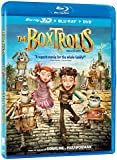 The Boxtrolls [Blu-ray 3D + Blu-ray + DVD] (Bilingual)