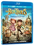 The Boxtrolls [Blu-ray 3D + Blu-ray +...