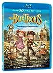 The Boxtrolls [Blu-ray 3D + Blu-ray +...