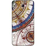 For Samsung Galaxy A5 (2017) Beautiful Pattern ( Beautiful Pattern, Rangoli, Pattern, Nice Pattern ) Printed Designer Back Case Cover By FashionCops