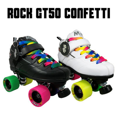 Rock GT50 Zoom Confetti Skates