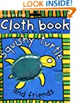 Cloth Book Squishy Turtle