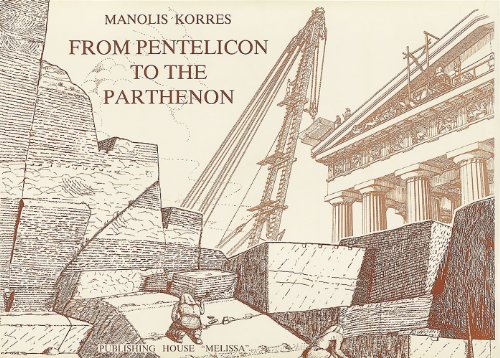 from-pentelicon-to-the-parthenon-the-ancient-quarries-and-the-story-of-a-half-worked-column-capital-