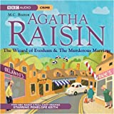 M. C. Beaton Agatha Raisin: The Wizard of Evesham and the Murderous Marriage: v. 4 (BBC Audio)