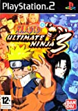 Naruto Ultimate Ninja 3 (PS2)