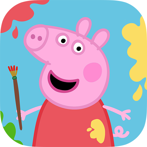 Amazon.com: Peppa's Paintbox: Appstore for Android