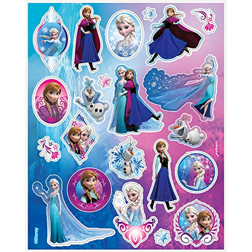 Disney Frozen Sticker Sheets, 4ct - 1