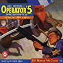 Operator #5, Adventure 2, May 1934 Audiobook by  RadioArchives.com, Curtis Steele Narrated by Richard Epcar