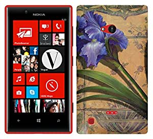 TrilMil Printed Designer Mobile Case Back Cover For NOKIA LUMIA 720
