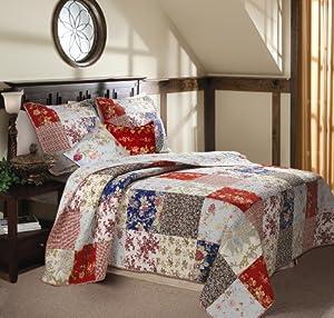 Greenland Home Jubilee Standard Sham-Multi Multicolor