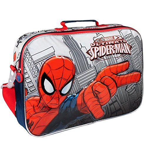 Spiderman Borsa tracolla porta pc, Ipad